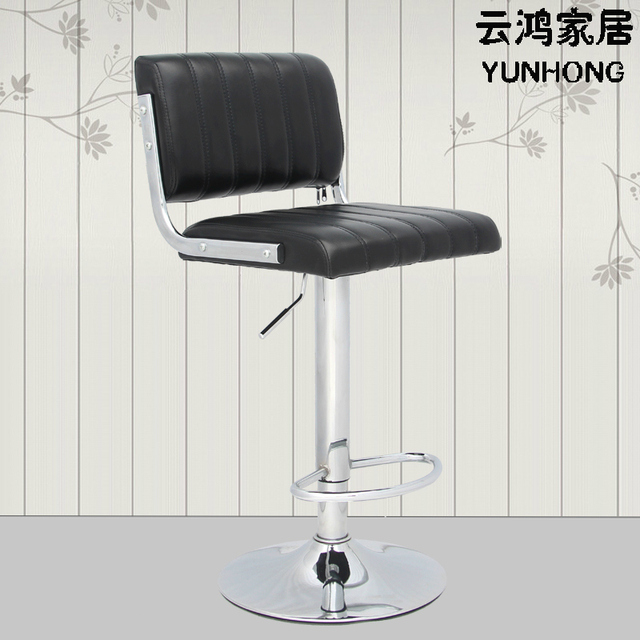 Wild Chair Lift Bar Stool Office Business Chairs Silver Gold Shop Counter  Dressing