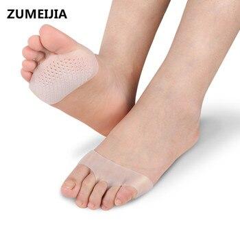 Gel Silicone Bunion Corrector Cellular Breathable Hallux Valgus Big Toe Foot Care Toe Separator Sholl Orthopedic Pedicure Tool Чокер