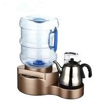 Instant Hot Water Dispenser Pump Gallon Drinking Machine 1L Stainless Steel Electric Kettle Teapot Boiler Mini Tea Bar EU