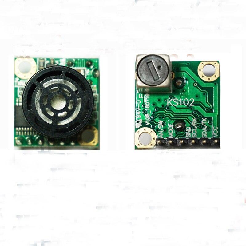For Robot module Ultrasonic sensor KS102 1cm-8M Integrated ultrasonic sensor for UAV obstacle avoidanceFor Robot module Ultrasonic sensor KS102 1cm-8M Integrated ultrasonic sensor for UAV obstacle avoidance