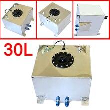Universal 30 Litre Fuel Surge Tank Swirl Pot System Alloy Aluminum Petrol Cans