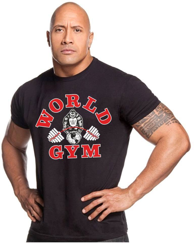 Buy mma world gym t shirt bodybuilding for Best fitness t shirts