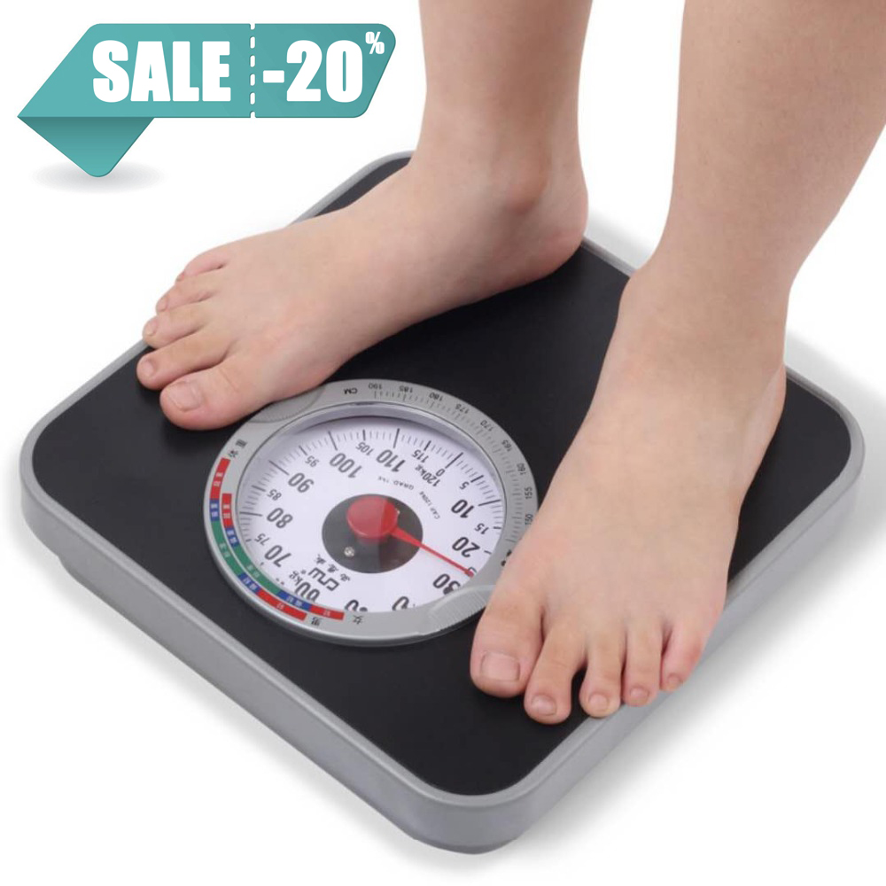 Bathroom scales Household machinery weighing scales Precision weighing spring mechanical scales Precision scales 027(China)
