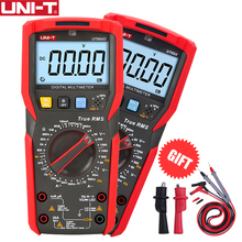 UNI-T UT89X UT89XD True RMS Digital Multimeter Tester AC DC Voltmeter Ammeter 1000V 20A Capacitance Frequency Resistance Measure