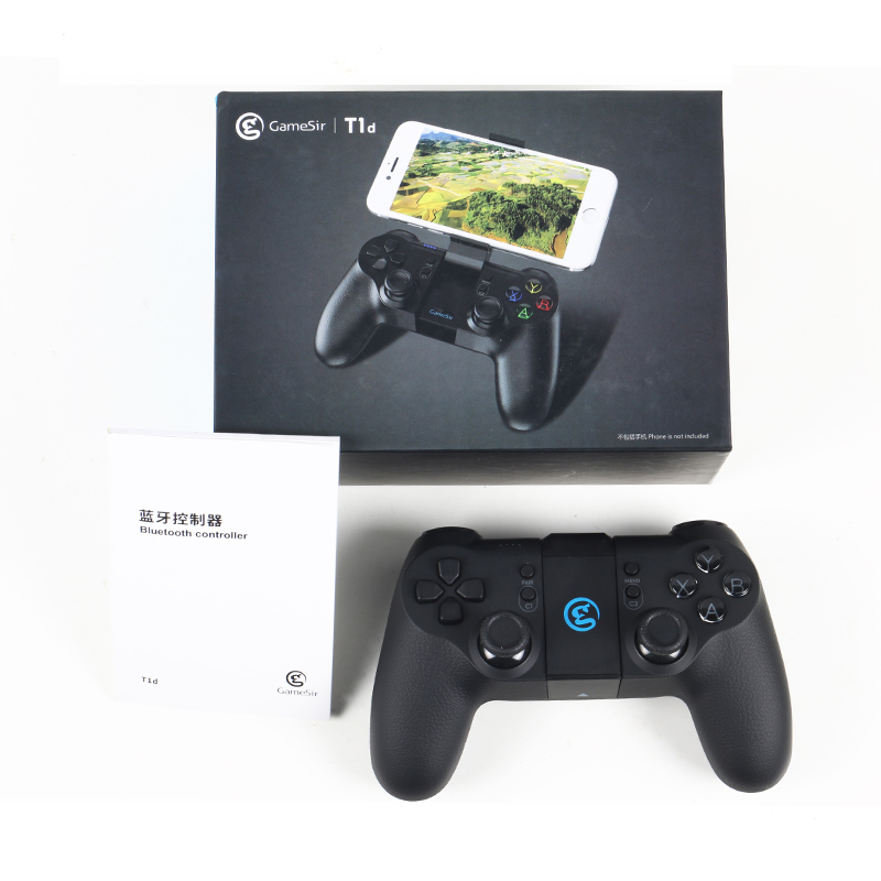 Original DJI Tello Drone Remote Control GameSir T1d Remote Controller Joystick For ios7 0 Android 4