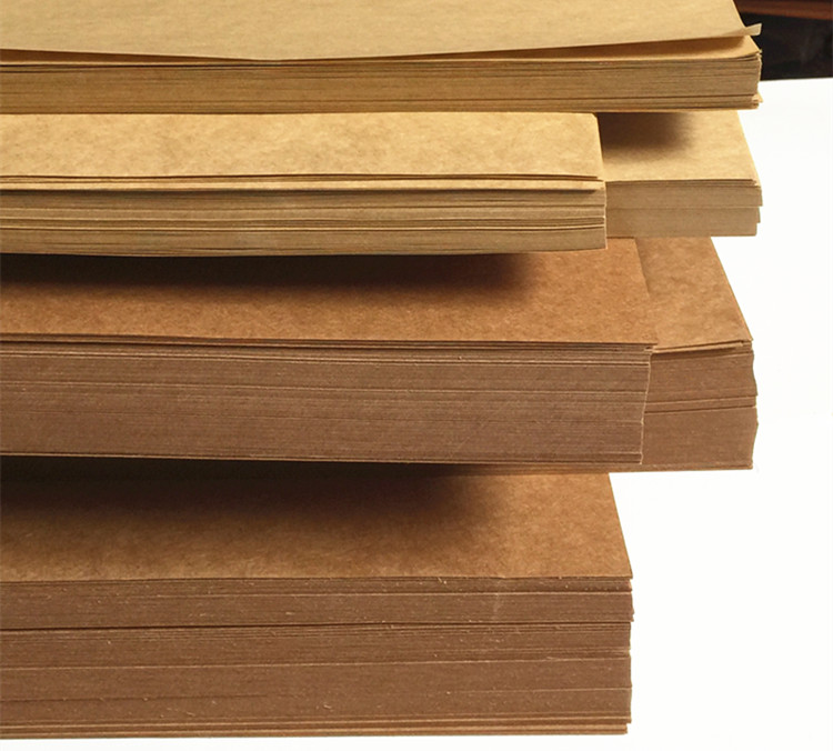 21*29.7cm 100Pcs/ Lot Light Vintage Craft Copy <font><b>Paper</b></font> School Office Blank <font><b>100gsm</b></font> Suitable A4 Kraft <font><b>Paper</b></font> 8.26