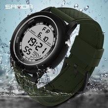SANDA Brand Luxury Sport Wrist Watch