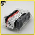 Evolis RCT023NAA Black Monochrome Ribbon - K - 2,000 prints