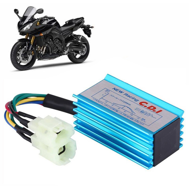 Performance Racing CDI Box for GY6 50cc 110cc 150cc 200cc 250cc Scooter Moped Go Kart ATV