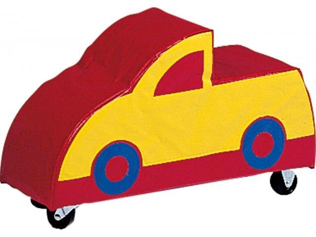 Meubles de jeu doux pour les enfants, tour de jeu doux de bébé sur la voiture de jouet INA171073
