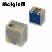 Resistência ajustável da precisão do potenciômetro do aparamento do trimpot de mcibicm 3224w-1-202e 2k ohm 4mm smd