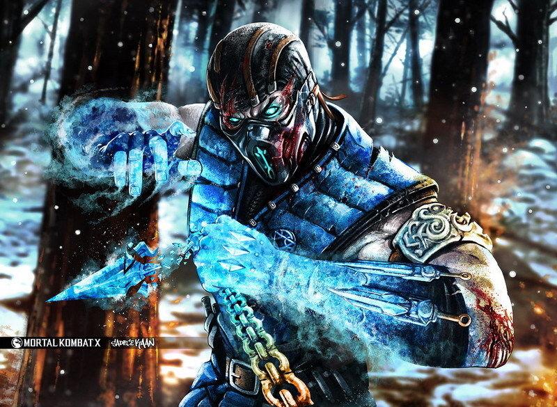 YX01105 Mortal Kombat X