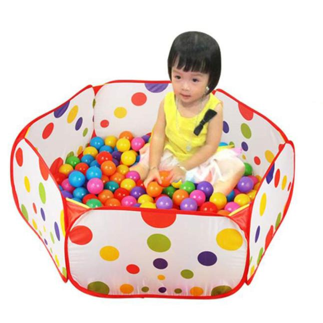 New Children Kid Ocean Ball Pit Pool Game Play Tent In/Outdoor Kids House Play Hut Pool Play Tent18Jan04