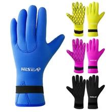Lixada Men Women 3MM Neoprene Diving Gloves Snorkeling Surfing Gloves Spearfishing Kayaking Hands Protective Gloves lixada обнаженный цвет