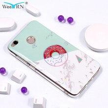 hot deal buy weeyrn laser marble soft case xiaomi redmi 4x redmi4x funda luxury case silicone tpu cover for xiaomi redmi 4x full thin case