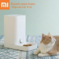 Xiaomi Mijia inteligentny kotek karmnik dla zwierząt w pełni wymienny zmywalny świeżo przechowywane 1.5 kg karma dla kotów Wifi bezprzewodowy dla zwierząt domowych inteligentnego domu 2