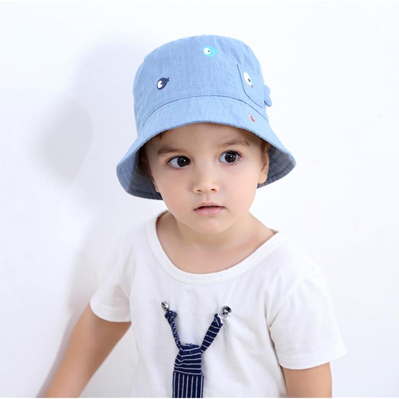2018 Gorąca sprzedaż rybaka w capsummer dzień Chłopcy dziewczęta - Odzież dla niemowląt - Zdjęcie 5