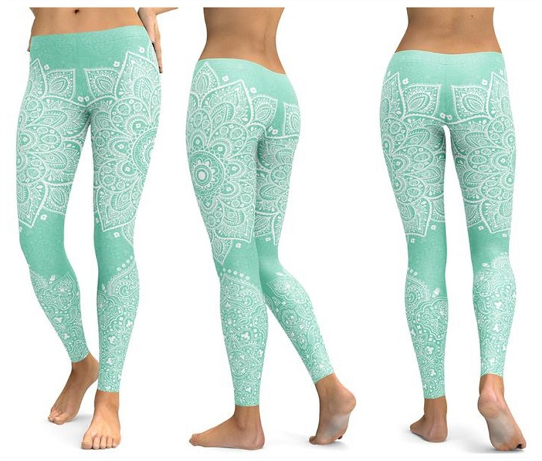 Yoga pants Women's leggings(2)