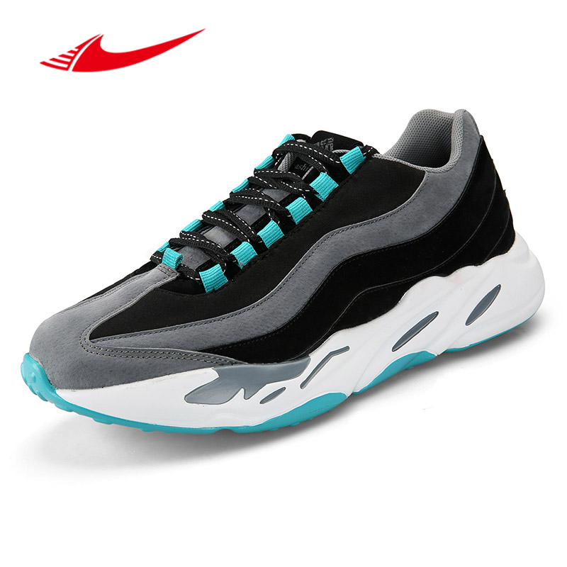Beita All Season Men Running Shoes Leather Men Sneakers Outdoor Trail Runing Sport Shoes Comfort Run Arena Shoes Chaussure Homme