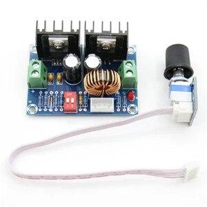 Модуль регулятора напряжения, 200 Вт XL4016, понижающий модуль высокой мощности 8A с внешним потенциометром