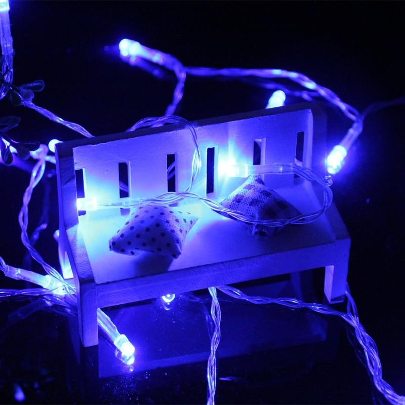 Las luces de la Navidad interiores de 5M 50LED llevaron la luz de la - Iluminación de vacaciones
