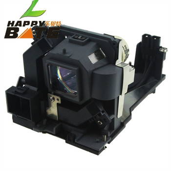 HAPPYBATE NP30LP Replacement Lamp With Housing For NP-M332XS, NP-M352WS, NP-M402H NP-M402X projectors цена 2017
