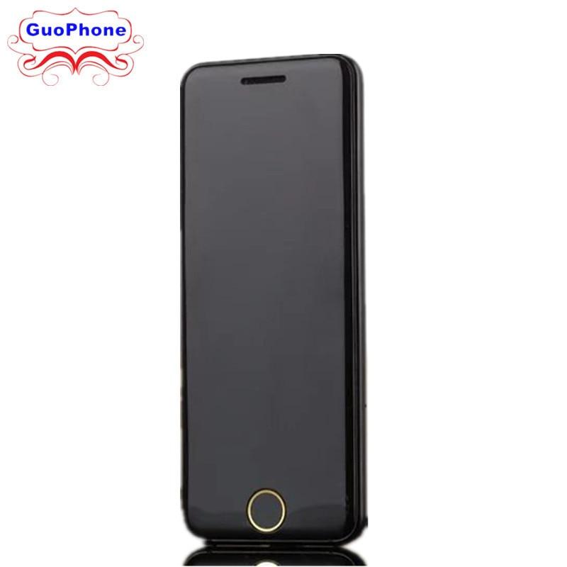 ULCOOL V6 V66 Phone With Super Mini Ultrathin Card Luxury MP3 Bluetooth 1.67