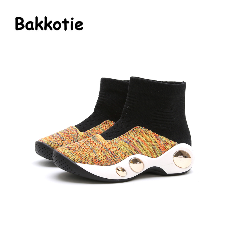 Bakkotie New Autumn Baby Girl Fashion Shoe Child Ankle Bootd Kid Brand Toddler Boy Black Slip On Soft Sole Leisure White Shoe baby girl boy bling first walkers toddler soft sole sports shoes breathable children s anti slip shoe light cool summer new in