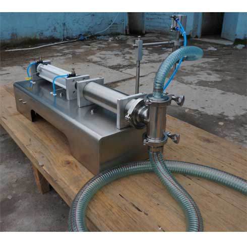 LT Filling Machine Single Nozzle Liquid Rotary Valve Range
