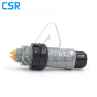 LEMO Connector 2P Series 3pin CAB M03 GLA CKB M03 GLLG LED Power Connector Plug And