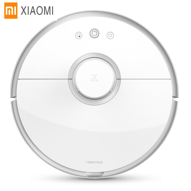 2017 New Original Xiaomi MI Robot Vacuum Cleaner roborock s50 for Home Automatic Sweeping Dust Sterilize Mop Smart Planned WIFI цена и фото