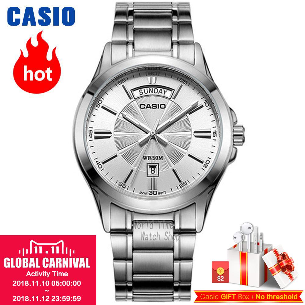 Casio watch Fashion business pointer waterproof quartz watch MTP-1381G-9A MTP-1381G-1A MTP-1381D-1A MTP-1381D-7A casio watch men s business casual waterproof watch mtp 1383d 7a mtp 1384d 1a mtp 1384d 7a mtp 1384l 1a mtp 1384l 7a