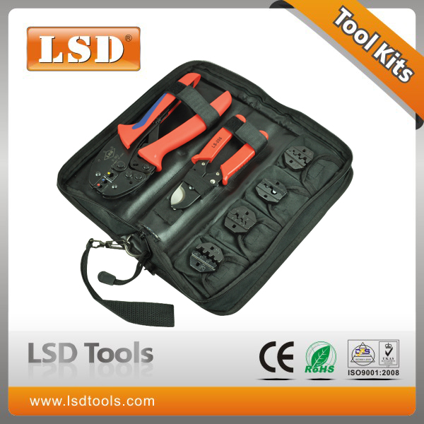 S-K30J multi electrical han tool kit conbined with crimping plier,cable cutter and four crimping dies terminal crimping tool set j k institute lasser j k lasser s your income tax 2002
