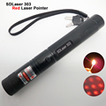 High Powered Laser Pointer Red/Powerful Laser Pointer Pen/Laser Pen Burn/Starry Effect Red Lazer Pointer SDLaser 303 Output <5mw