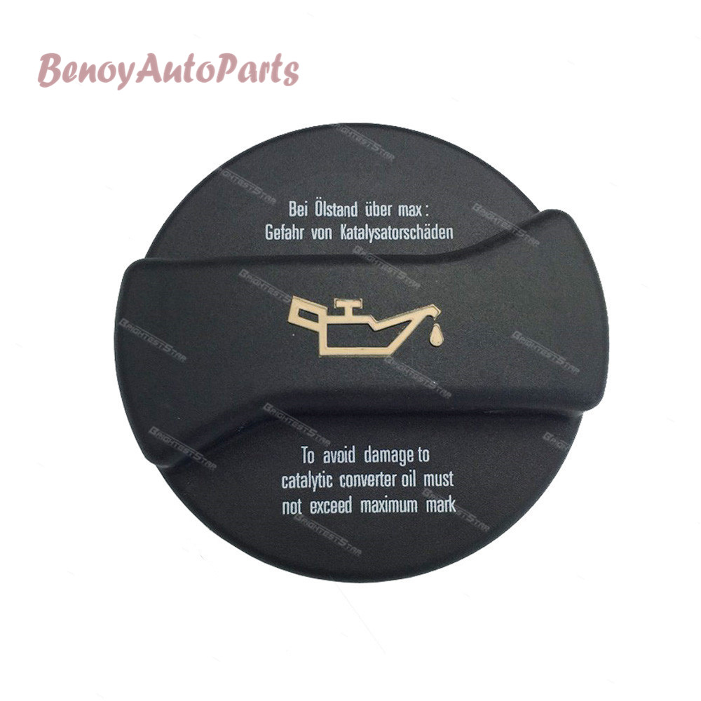 Engine Oil Filler Lid Cap Cover For <font><b>Audi</b></font> A4 1998-2005 <font><b>A6</b></font> RS4 For Volkswagen Passat 1997-2005 For Skoda Superb 078103485F image