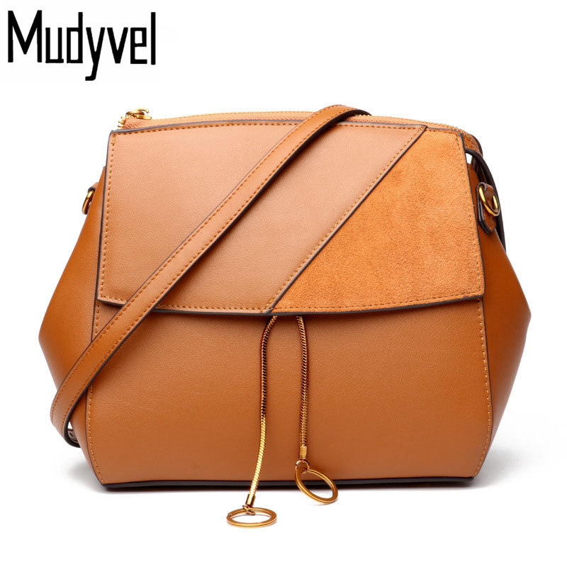New classic women shoulder bag high quality cow leather bolsa feminina women messenger bags fashion genuine leather woman bag цена 2017