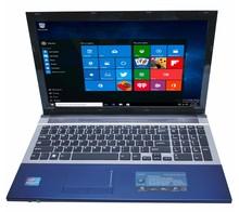 4G ram + 240 GB SSD 15,6 дюймов Intel Pentium N3520 cpu HD графический игровой ноутбук с системой Windows 7 ноутбук встроенный wifi Bluetooth DVD-RW