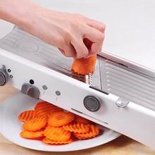 Manual Professional Grinder Stainless Steel Slicer Vegetable Kitchen Tool Multi-Function Adjustable Vegetable Cutting Machine все цены