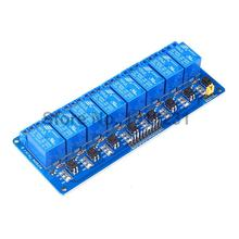 10PCS 8 Channle 24V Relay Module Relay Expansion Board Low level Triggered for Arduino