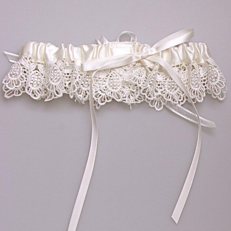 Wedding Dress Garter: Women Sexy Garters Set Wedding Party Bridal Lace Floral