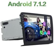 2 GB RAM 16 GB ROM Android 7.1.2 Quad Core BT GPS WiFi Stereo multimedia radio para Volkswagen Bora 2012 2013 2014 2015