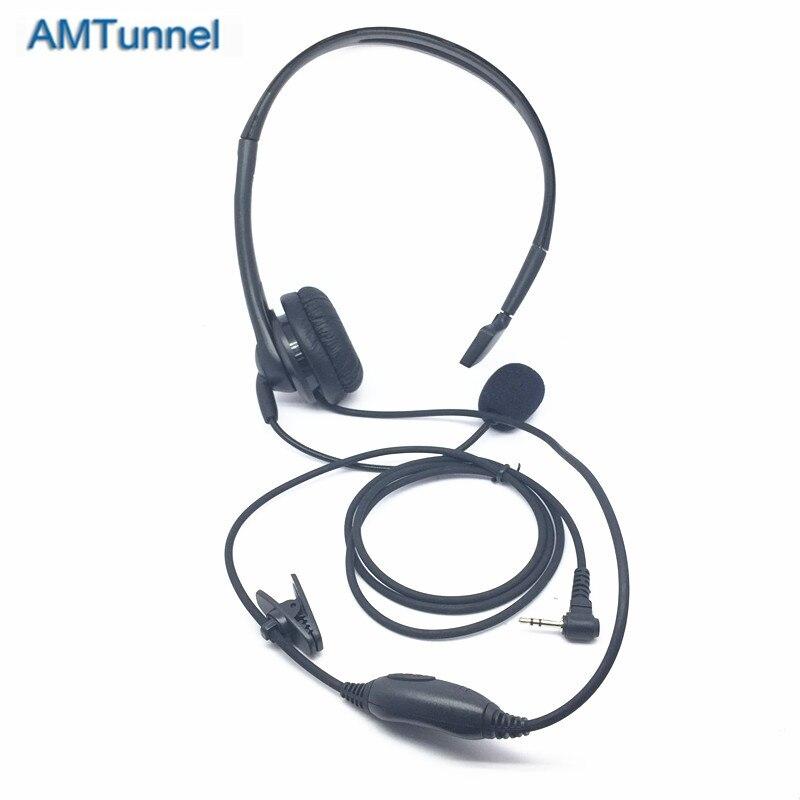 Headphone 2.5 MM Single Pin For Motorola T5200  T5300  T5320  T5400 T5410 T5412 T5420 T5422 T5428 T5432 Radios