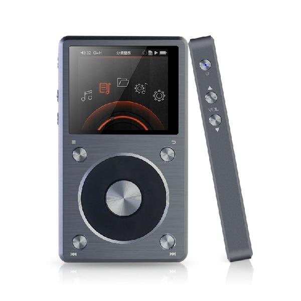 Fiio X5K/X5 ii 2nd Gen flagship Lossness music Player HIFI Native DSD Decoding Music Player 24bit/192KHz USB DAC