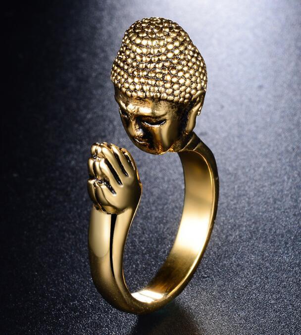 Bague Bouddha pas cher | OkO-OkO