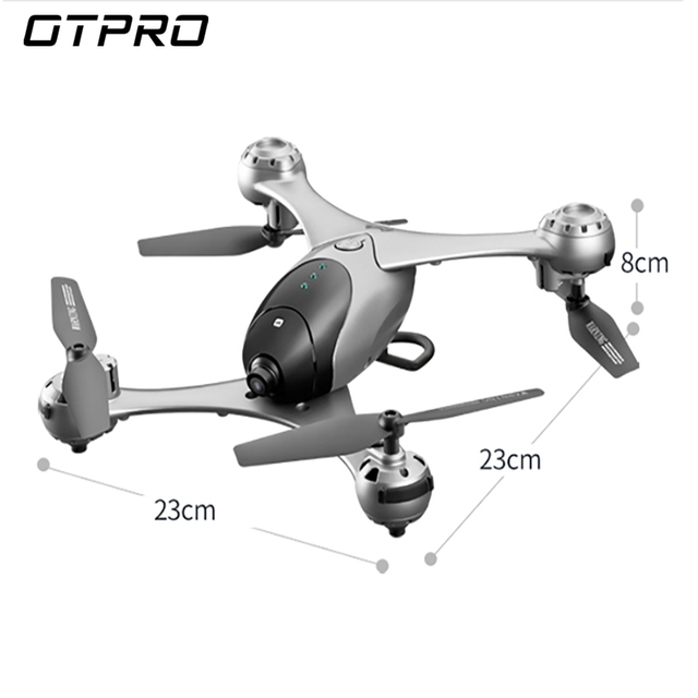 Q6 HD drone wide-angle HD 1080p Quadcopter aircraft one-touch landing / takeoff WIFI transmission Rc helicopter 4K 1600P CAMERA