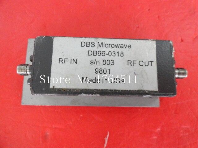 [BELLA] NARDA DB96-0318 15V SMA Supply Amplifier