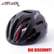JOSPOWER Cycling Helmet Ultralight MTB Road Bike Helmet Integrally-Molded EPS 20 Air Vents Bicycle Safe Helmet Casco Ciclismo