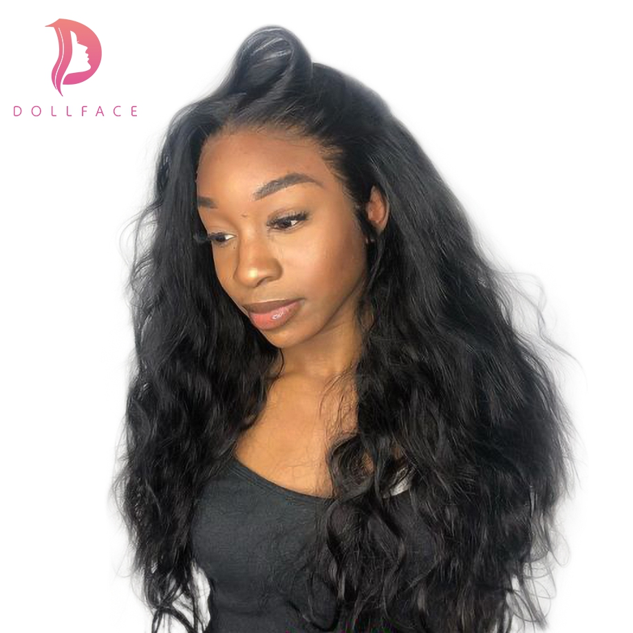 360 Lace Front Human Hair Wigs for Black Women Body Wave With Baby Hair Pre Plucked