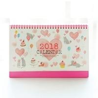 Cat Garden 2018 Desk Calendar Cute Table Agenda Study Scheduler To Do List Planner
