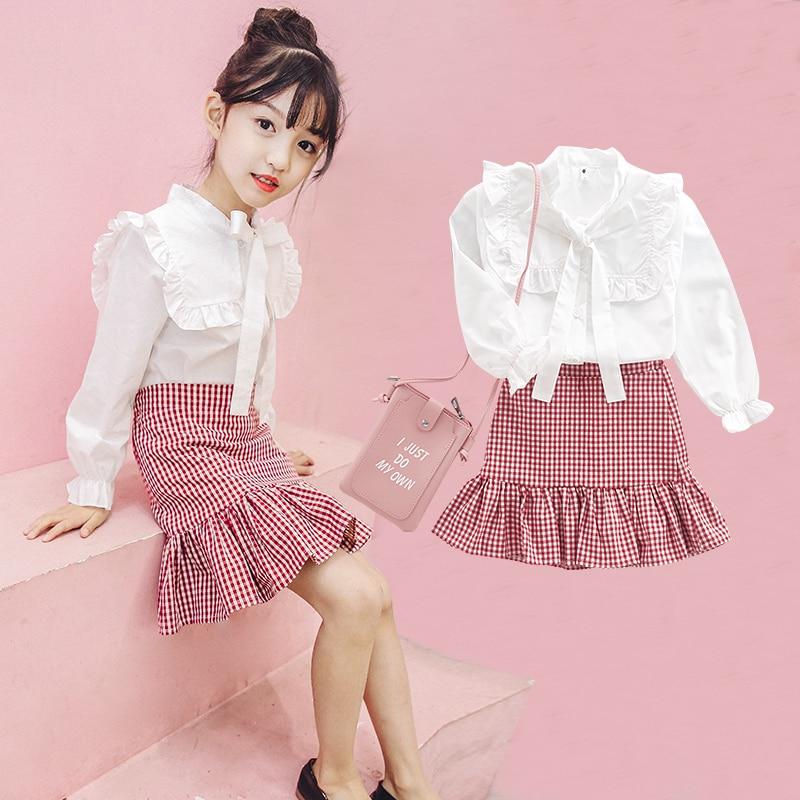 Мagazine Fashion 17 Only Sweet Girls: 6 7 8 9 10 11 12 13 14 Years Girls Clothing Set Spring
